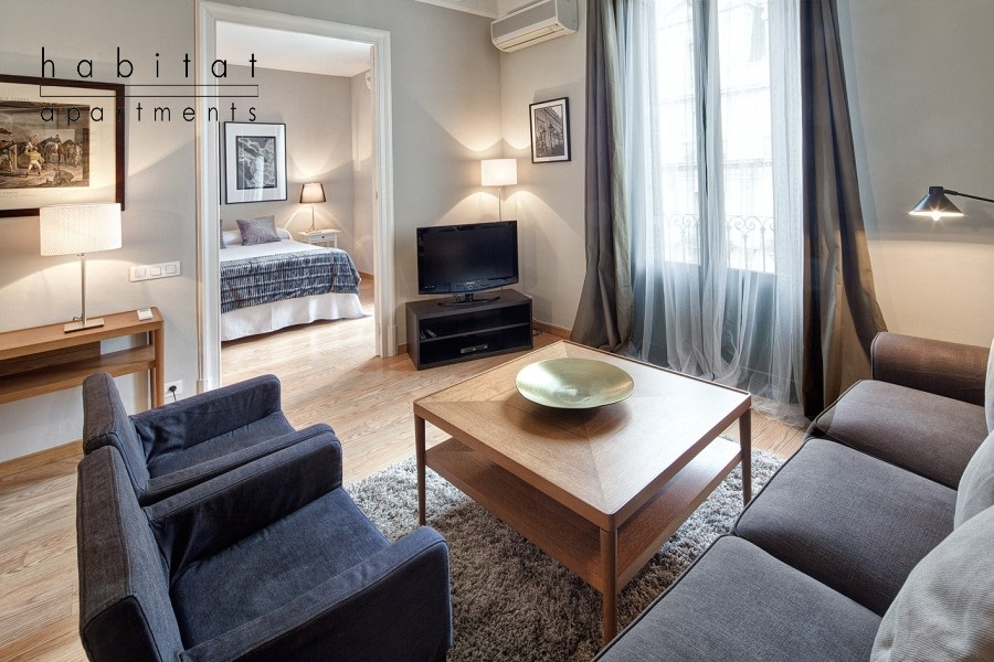 Lauria Classic apartment in Barcelona