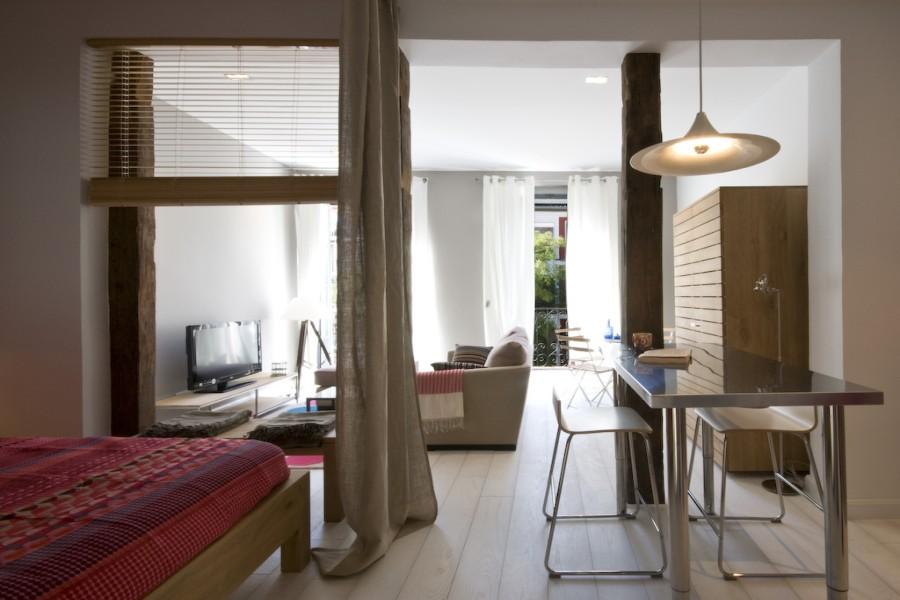 Loft reina sofia apartment monthly apartment rental in - Lofts en madrid ...