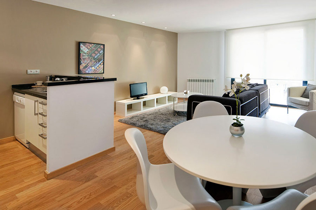 Appartement Parc 2 C in Barcelona