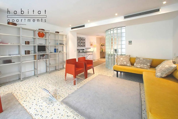 Appartement Pedrera in Barcelona