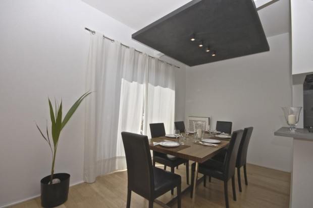 Pineto Attic apartment in Roma