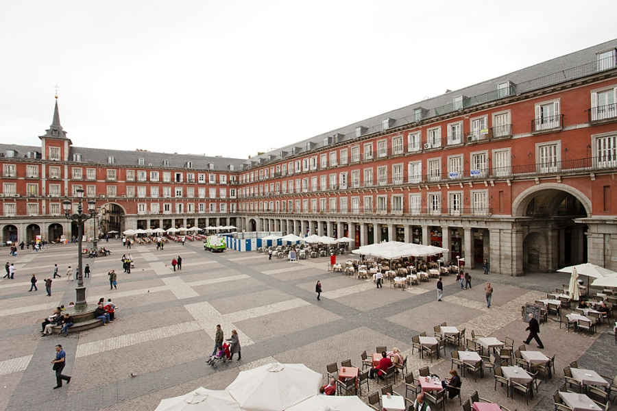 Plaza Mayor Apartment Apartment In Madrid For 6 People