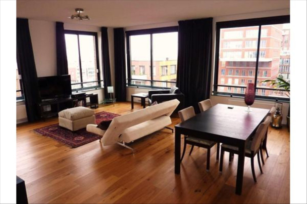 Appartamento River View Stylish in Amsterdam