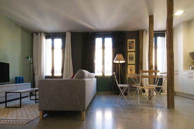 Appartement Soho in Madrid