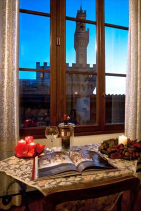 Signoria Panoramic appartement à Florence