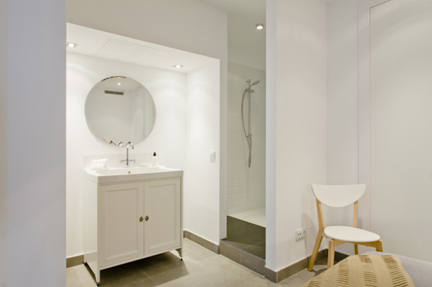 Soho apartment in Madrid