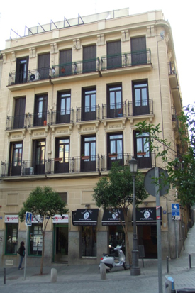 Sombrerete Apartment in Madrid