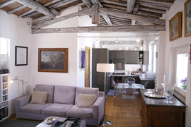 lovely apartment Rome in Campo dei Fiori area