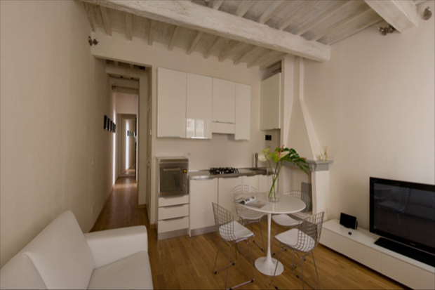 Tornabuoni apartment in Florence