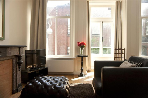 Artis Suite 3 apartment in Amsterdam