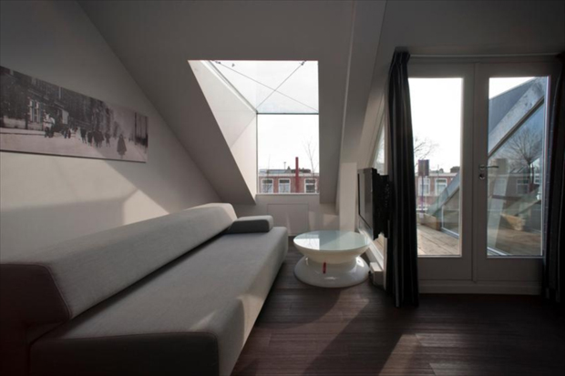 Urban Park Studio 2 Apartment in Amsterdam