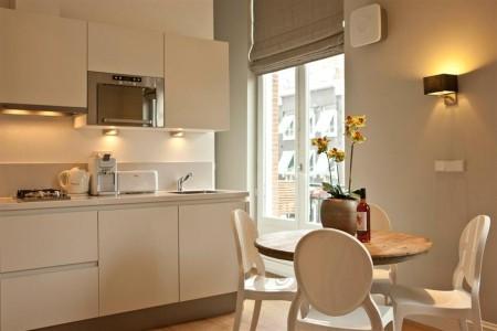 vermeer apartments flower amsterdam b Nuevo apartamento en Amsterdam