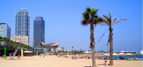 Barceloneta Apartment Apartment In Barcelona For 6 People