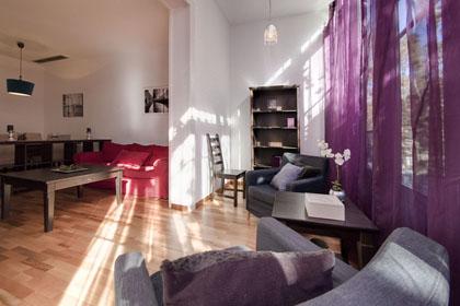 Habitat+Apartments+Arc+de+Triomf