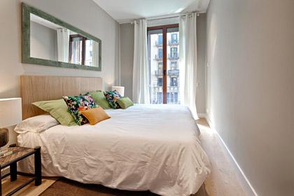 Apartamentos con 2 habitaciones en Barcelona