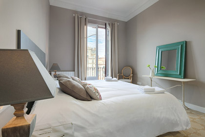 Appartement met 4 slaapkamers