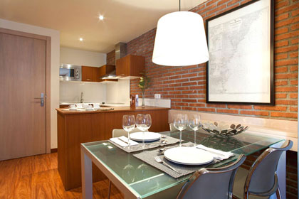 Serennia+Apartamentos+Arc+de+Triomf