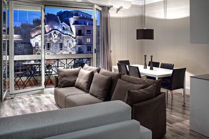 Habitat+Apartments+Paseo+de+Gracia