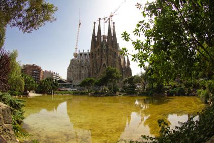 Appartementen dichtbij Segrada Familia