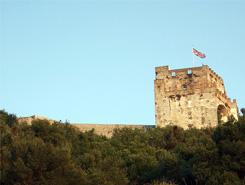 Moorse kasteel van Gibraltar