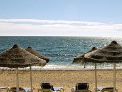 Stranden van Marbella