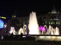 Plaza Cataluña