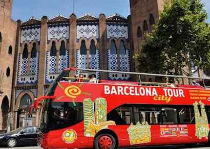 Hop-On Hop-Off Barcelona