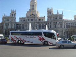 How to get to Madrid