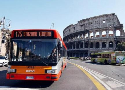 Come muoversi per Roma