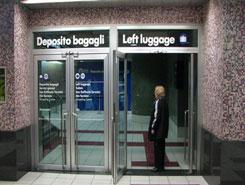 Deposito per i bagagli