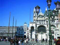 Bezoek Piazza San Marco