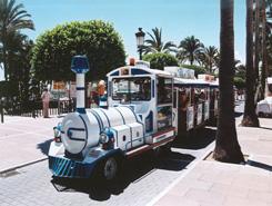 Transport in Marbella