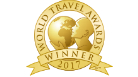 Le gagnant du Word Travel Award 2017