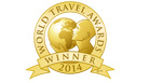 World Travel Awards Winner 2014 & 2015
