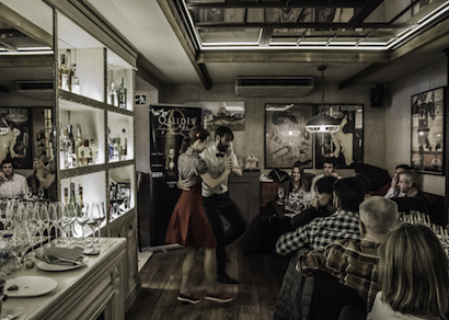 Bardot Barcelona Restaurant